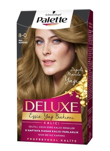 Palette Palette Deluxe 8-0 Bal Köpüğü Renkli
